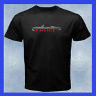Dodge Dart 1968 Logo Muscle Car Silhouette Men's NEW T-Shirt S M L XL 2XL $20.49 USD on eBay