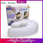 Pillow Side Sleeper Memory Foam Pro Bed Sleeping Cushion J Shaped Contour image