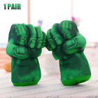 Hulk Hands Plush Gloves Punching Boxing Fists Toys For Kids Baby Child Gift US