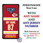 Kansas City Chiefs A18 Personalized Football Phone Case Cover Fits Samsung etc. $26.98 USD on eBay