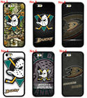 New Anaheim Ducks Rubber Phone Cover Case Fits For iPhone / Samsung / LG $10.46 USD on eBay