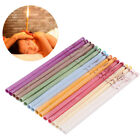 100pcs Natural Ear Candling Beeswax Candle Auricular Straight Style Fragrance BW
