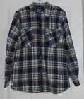4 x 4 Flannel Shirt/Jkt Faux Shepa Lined Zip Front 3 colors M L XL or XXL NWT