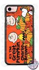 Charlie Brown Great Pumpkin Halloween Phone Case Cover for iPhone Xs Max LG etc
