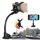Universal 360° In Car Phone Mount Windscreen Car Phone Holder GPS Cellphone Clip