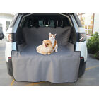 Pet Dog Car SUV Truck Seat Cover Quilted Rear Back Waterproof Travel Protect Mat