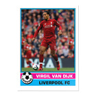 2019 Topps On-Demand Set #5 - Premier League Inspired by '77 Footballer YOU PICK