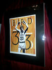 Boston Celtics Larry Bird - Basketball Legend Matted Print  new england pats sox on eBay