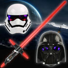 Star Wars Stormtrooper Helmet Darth Vader Kid Adult Halloween Cosplay Party Mask $5.57 USD on eBay