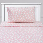 Llamas Kids Sheet Set Pink White Twin, Twin XL, Full image