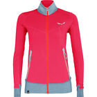 Salewa Pedroc Polartec Full Zip Hoody Women Rose Red 2019 Jacke pink