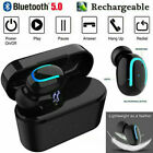 Mini In-Ear Wireless Bluetooth 5.0 Casque écouteur pour Samsung iPhone Huawei