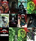 DCEASED 1-2-3 All cover Variant Make-a-set Capullo Mattina Putri Migliari BATMAN