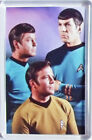 Star Trek Captain Kirk Bones Spock movie poster Fridge Magnet & Keyring #5 on eBay