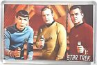 Star Trek Captain Kirk Bones Spock movie poster Fridge Magnet & Keyring #2 on eBay
