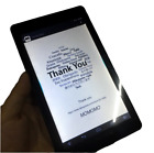 7Inch Ebook Reader Digital Ebook Smart HD Resolution Touch Screen Wifi Video MP3