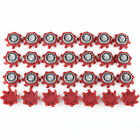 14/28pcs Red Golf Shoes Spikes TRI-LOK Fast Twist Replacement For Footjoy
