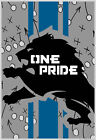 Detroit Lions One Pride - 13x19 football Poster/Print - wolverine state Michigan on eBay