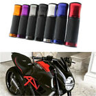 "6-Color Motorcycle 7/8"" Rubber Gel Hand Grips For Ducati Monster Streetfighter P"