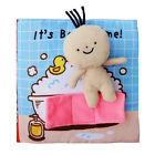 Intelligence development Cloth Cognize Book Early Educational Toy for Kid Baby