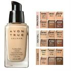 Avon True Colour Flawless Liquid Foundation SPF15 - Choice of Shades