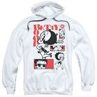 BETTY BOOP STYLIN SNAPS Licensed Adult Pullover Hooded Sweatshirt Hoodie SM-3XL $49.96 USD on eBay