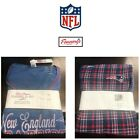 NEW! NFL Team Apparel Ladies Short Sleeve Flannel PJ Set VARIETY! FREE SHIPPING! on eBay