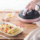 Automatic Nonstick Stainless Steel Crepe Maker Mini Pancake Machine Baking Pan
