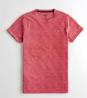 Hollister Men's Short Sleeve Crew Neck Muscle Tee T-Shirt M L XL XXL Abercrombie