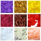 1000x Colorful Silk Artificial Fake Flower Rose  Petals Party Wedding Decor