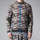 Nike Gyakusou Desert Camo Lightweight Racer Men Run Jacket Reflective 703054 230