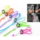 Adjustable Parrot Bird Leash Outdoor Harness Training Rope Anti Bite Flying Band