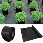 1m wide 100m Long weed control fabric ground cover membrane Driveway Garden UK