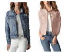 Buffalo Ladies' Knit Denim Jacket SELECT COLOR&SIZE FREE SHIPPING