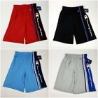 Champion Script Mens Elevated Shorts Athletic Gym Basketball Pockets Drawstring