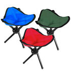 Внешний вид - Portable Folding Camping Hiking Picnic Chair Garden BBQ Triangle Stool Outdoor Y