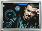George Michael Iconic Music Poster Keyring & Keyring #4 Father Figure Fastlove