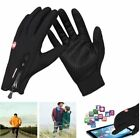 Womens Men Smartphone Screen Touch Driving Gloves Thermal Warm Gloves Outdoor
