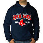 Boston Red Sox Hoodie Pullover Sweatshirt S, M, L, XL, 2XL, 3XL  NEW! on Ebay