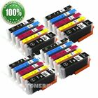 PGI-250XL CLI-251XL Ink Cartridges for Canon PIXMA MG5620 MG5622 MG6320 MX922