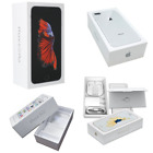 Caja Box Original para Apple IPHONE 6 6S 7 8 Plus X Accesorios Auriculares Cable
