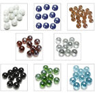 10 Pcs Marbles 16mm glass marbles Knicker glass balls decoration P8M6