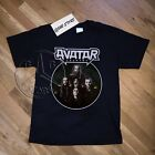AVATAR Country World Tour 2018 North American Avatar Metal band Gildan T shirt image
