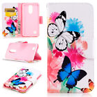 For LG Aristo 3 2/Rebel 4 LTE/Phoenix 4/Tribute Dynasty/Empire Wallet Phone Case