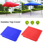 10x10' Replacement Canopy Top Patio Pavilion Gazebo Sunshade Oxford Cloth Cover