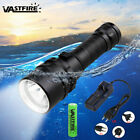 Внешний вид - Underwater 100M Diving Flashlight 10000Lm XM-L T6 LED Scuba Light Torch+1*18650