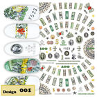 Kyпить [US Dollar.disney .etc]Nail Stickers 3D_Nail Art_Manicure Tips_Decals Decoration на еВаy.соm