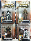 New In Box Star Wars Clone Wars Army Of The Republic Action Figures Sealed $14.85 USD on eBay