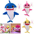 Внешний вид - Baby Shark Plush Singing LED Light Plush Toys Music Doll English Song Toy Gift