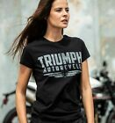 Brand New Genuine Triumph Motorcycles Womens Mia T-shirt $50.83 AUD on eBay